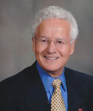 Dr. Eugene Payne, Founder & Chairman
