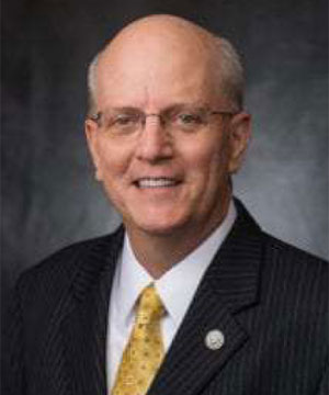 Phillip Ray, Vice Chancellor for Business Affairs, Texas A&M University System