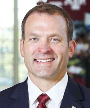 Ross Bjork, TAMU Athletics Director